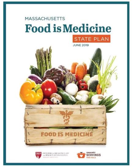 Community Servings   We believe food is medicine
